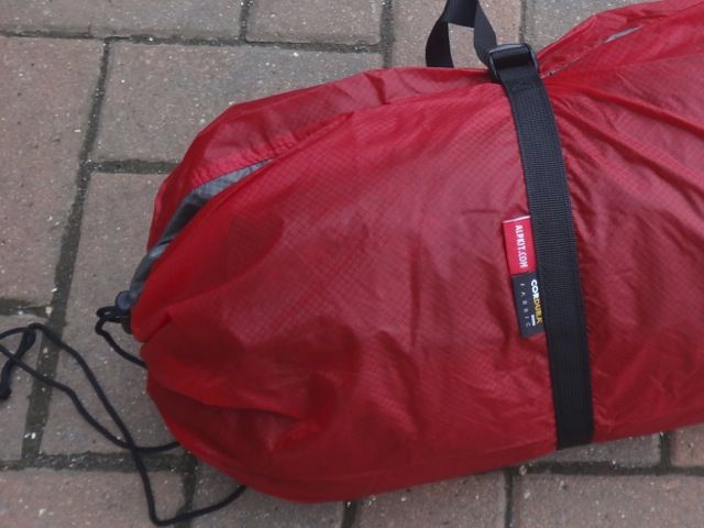 The bag is far better than the bag that was originally supplied with the tent and I am feeling very tempted to get a couple more to replace OEM bags that ... & Alpkit Escape Pod Tent Bag - Unsponsored
