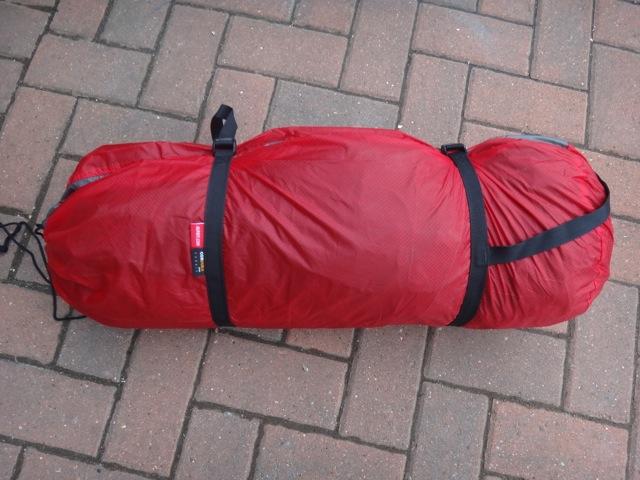DSC04093 & Alpkit Escape Pod Tent Bag - Unsponsored
