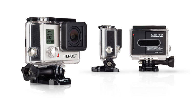 gopro hero 3 plus silver edition bargain unsponsored. Black Bedroom Furniture Sets. Home Design Ideas