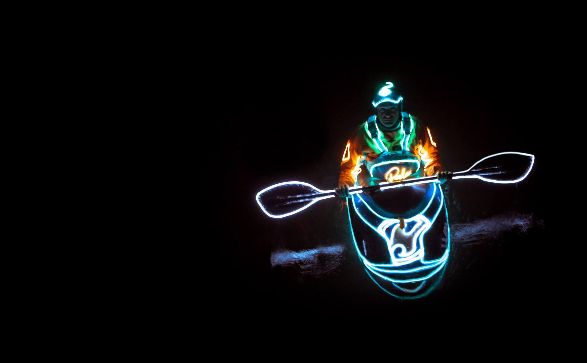 Kayak lighting part 2 types of kayak lighting for Kayak lights for night fishing