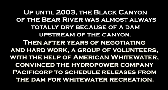 Bear River Race
