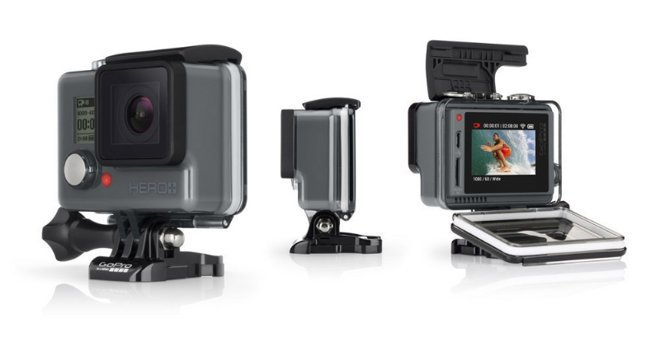 GoPro Hero+ Launch