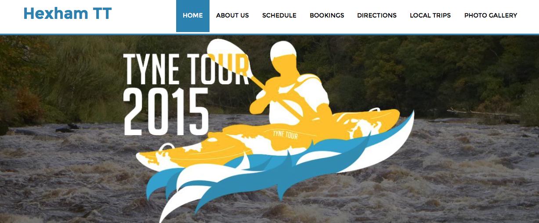 Tyne Tour - 2015