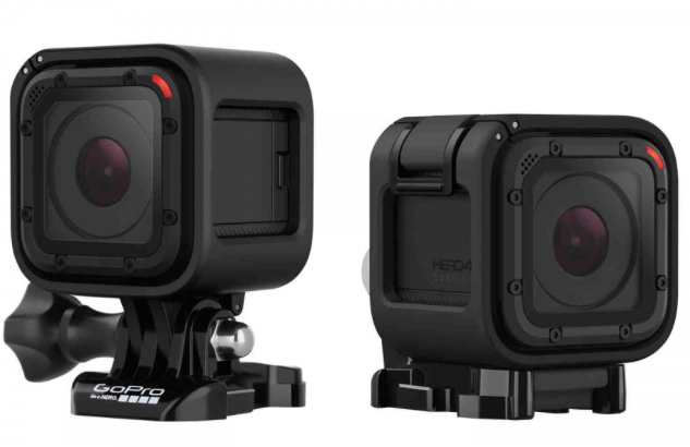 Accessories For The GoPro Hero 4 Session