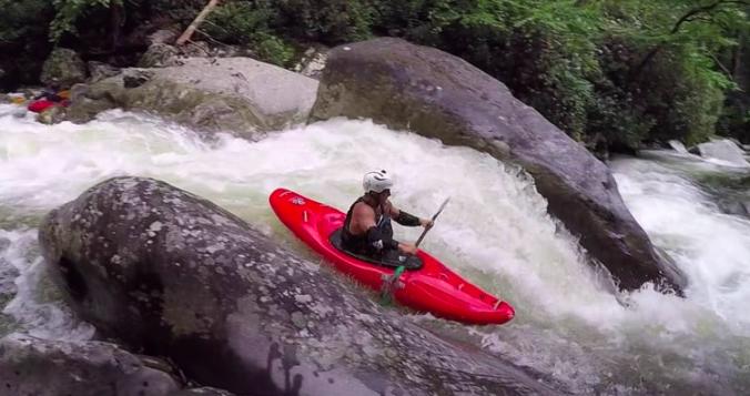 Southeast Summer Kayaking