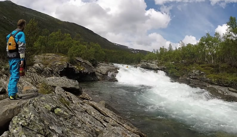 Valldal Road Trip Norway 2015