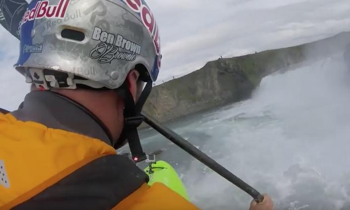 GoPro Hero 4 Session - Iceland Kayak Expedition