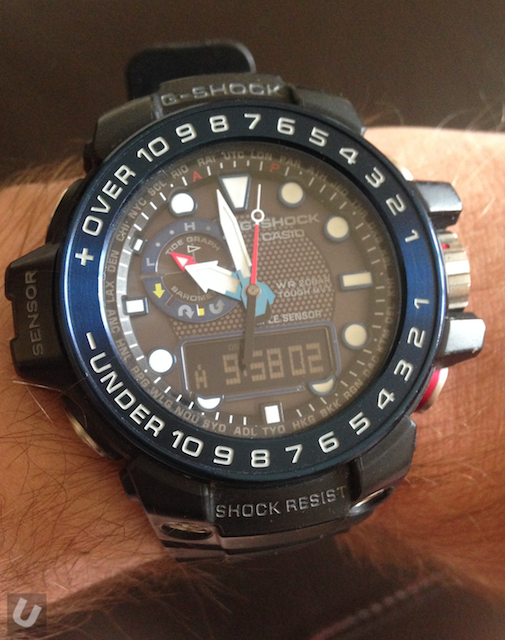 Casio G-Shock Gulfmaster - Review