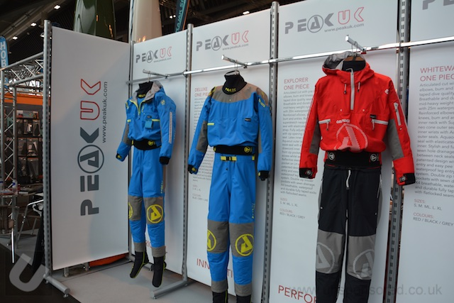 PeakUK Deluxe One Piece Drysuit - First Look