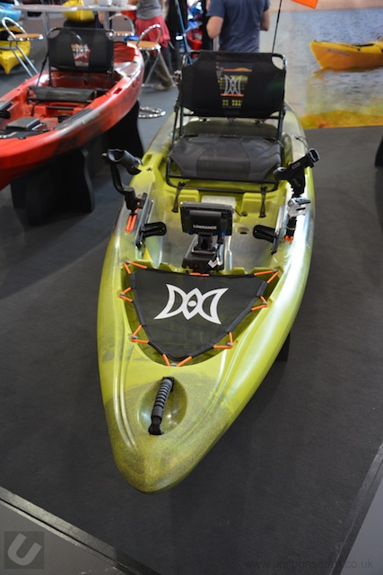 Perception Pescador Pro 120 First Look Unsponsored
