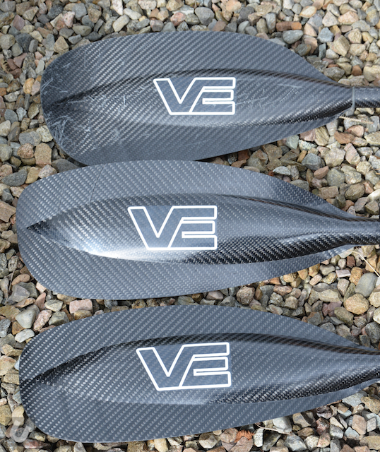 VE Explorer Aircore Pro Carbon Paddle