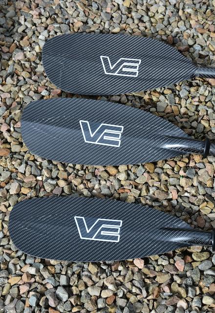 VE Explorer Aircore Pro Carbon Paddle