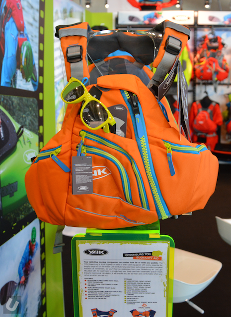 Yak Greenburg PFD - First Look