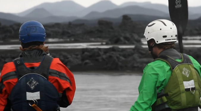Iceland Traverse By Ski And Packraft