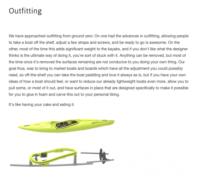Soul Waterman - Outfitting