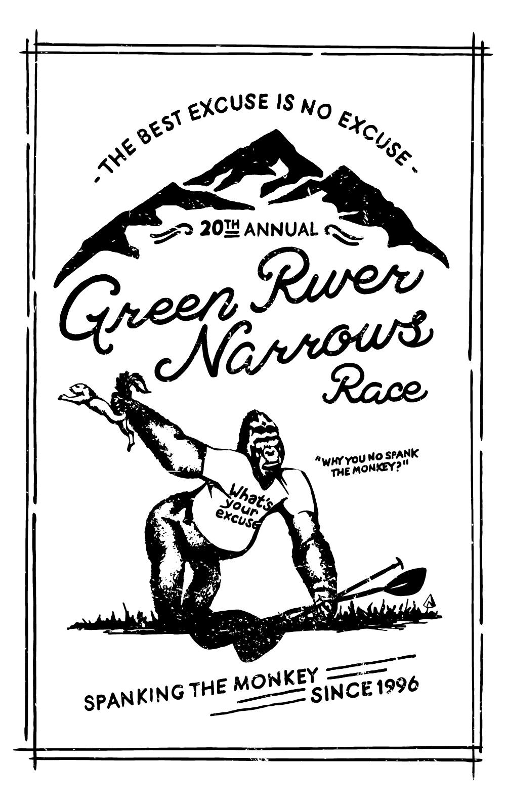 Green River Race 2015