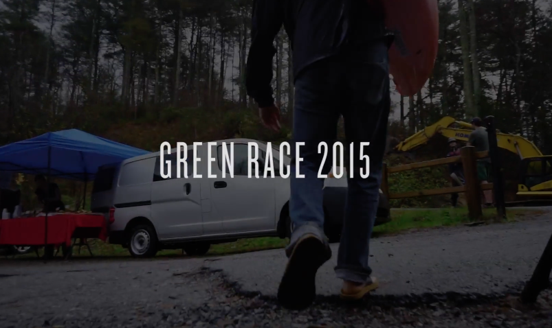 Official Video - Green River Race 2015