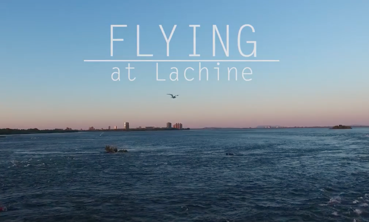 Flying At Lachine