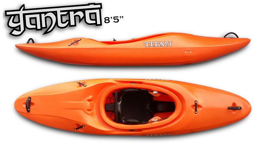 Titan Kayaks - Yantra