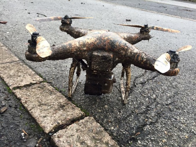 He Lost His Drone And GoPro