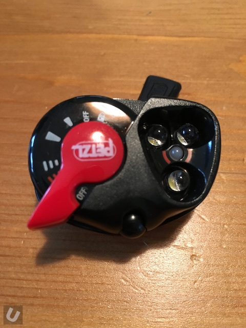 Petzl e+LITE - Review