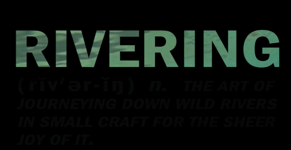 Rivering Untrailer