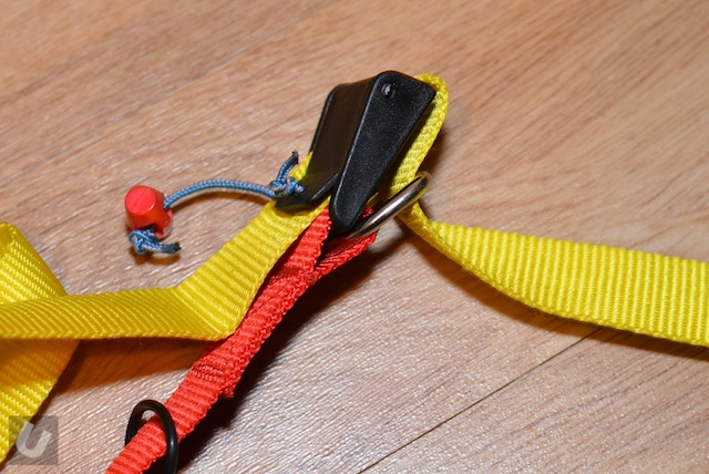 Whetman Sea Kayak Contact Line