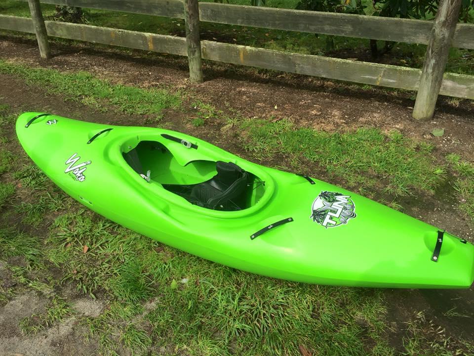Waka Kayaks Tuna 2.0