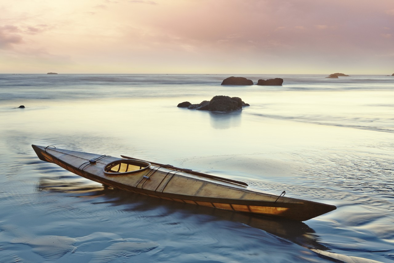 Traditional Kayak Building Comes To Scotland