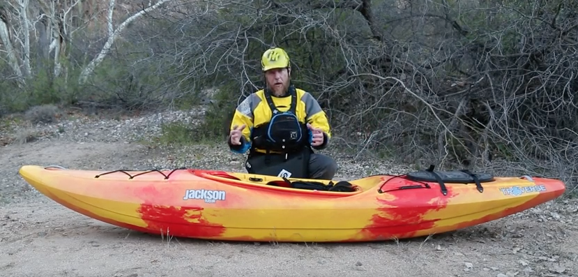 Jackson Kayak Traverse