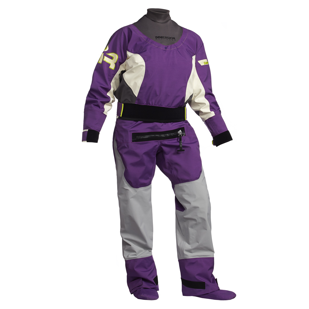 Immersion Research Shawty Dry Suit Review