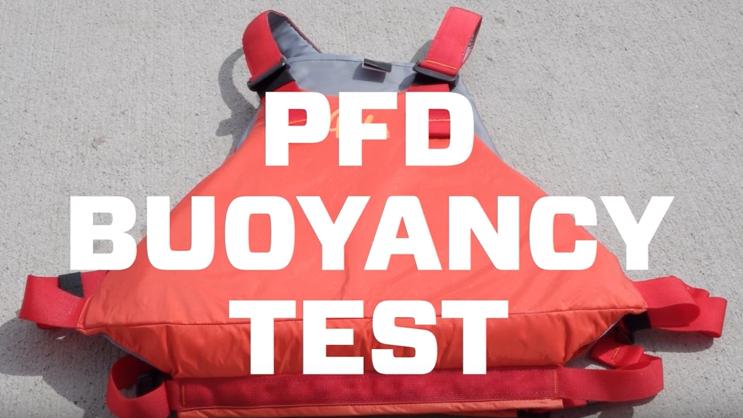 How To: PFD Buoyancy Test