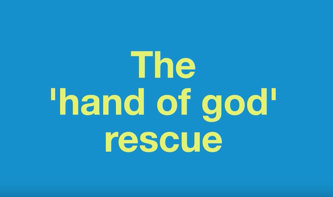 Hand Of God Rescue