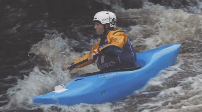 Moriston River Race 2016