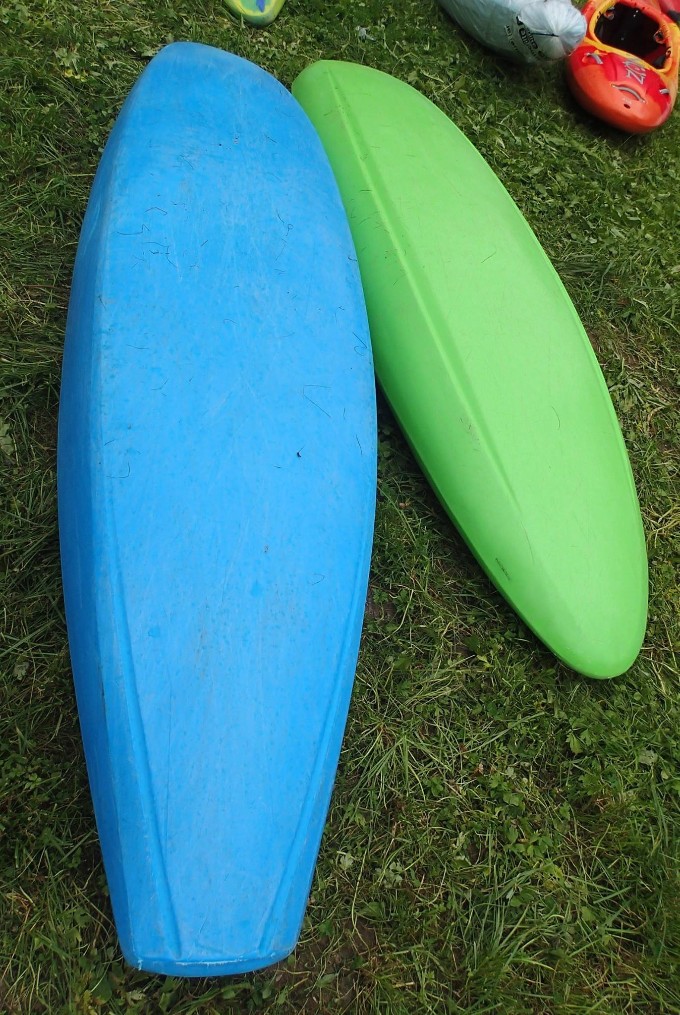 The Kayaks Of Sickline 2016