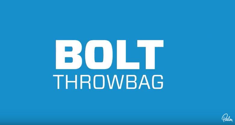 Palm Equipment Bolt Throw Bag