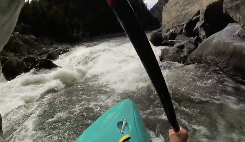Jackson Kayak Antix - Gore Canyon
