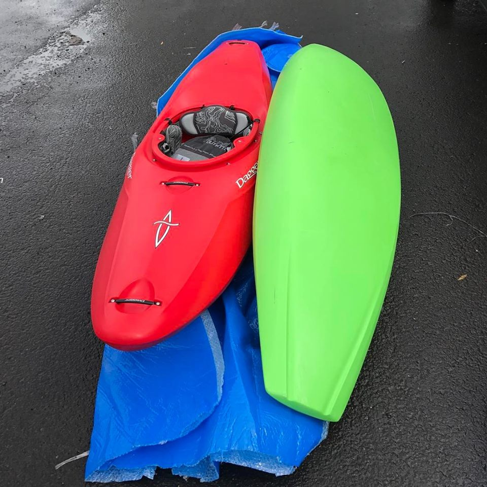 Dagger Kayaks - Another Phantom