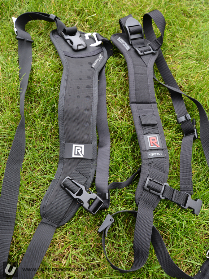 Black Rapid Sport Breathe Camera Strap - First Look