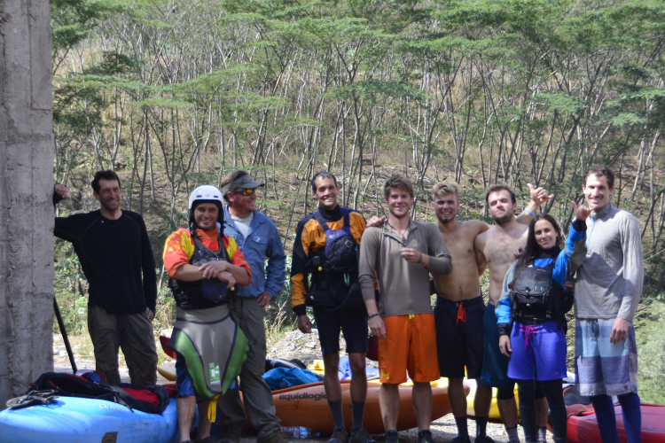 Kayak Expedition Peru