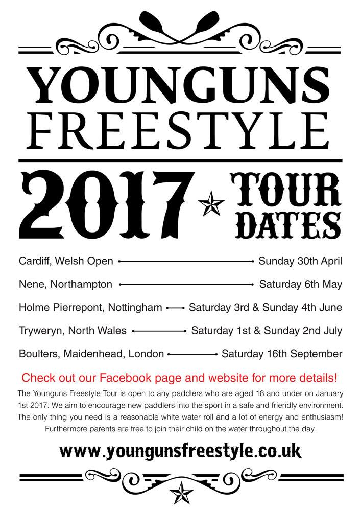 Younguns Freestyle Tour 2017