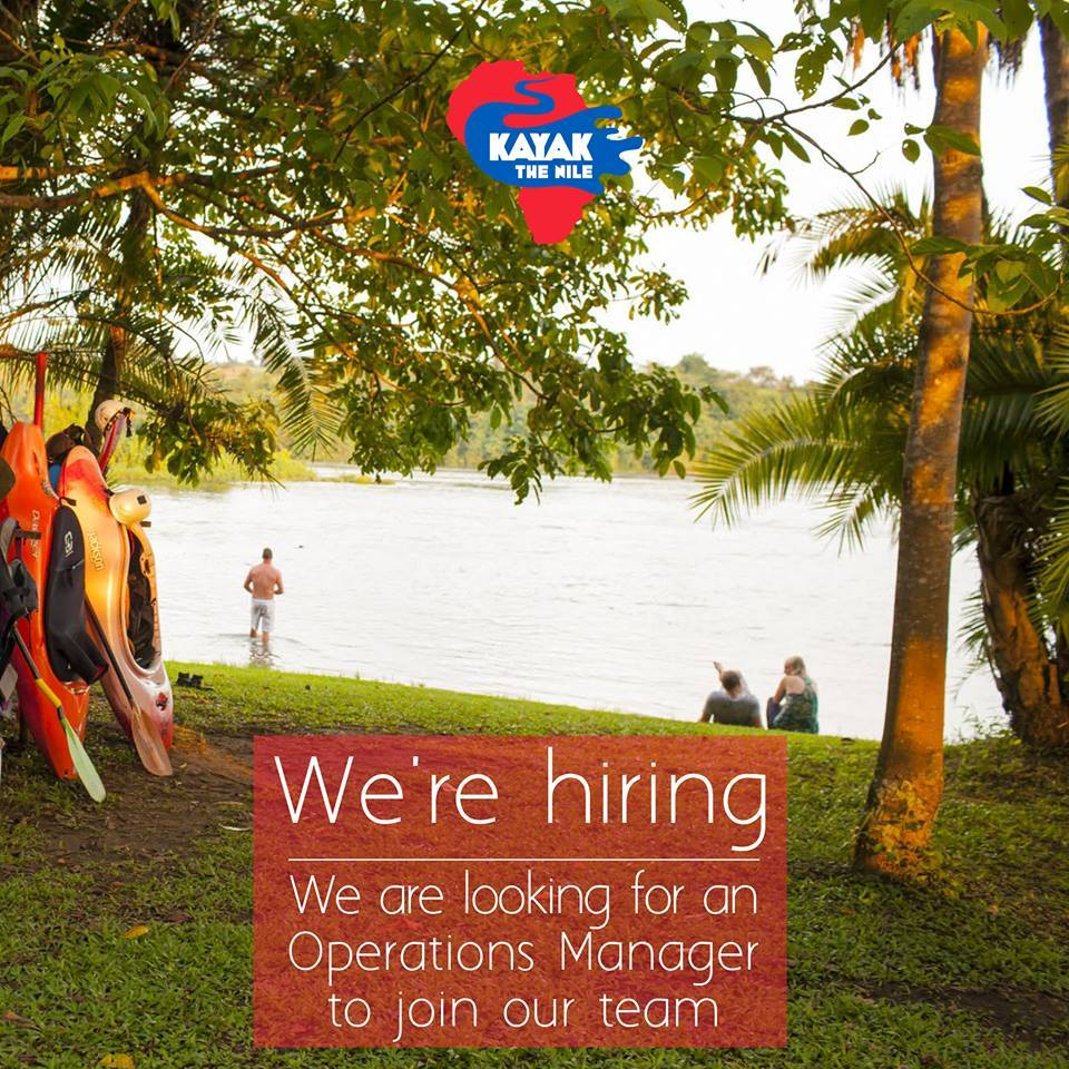 Kayak The Nile Are Hiring