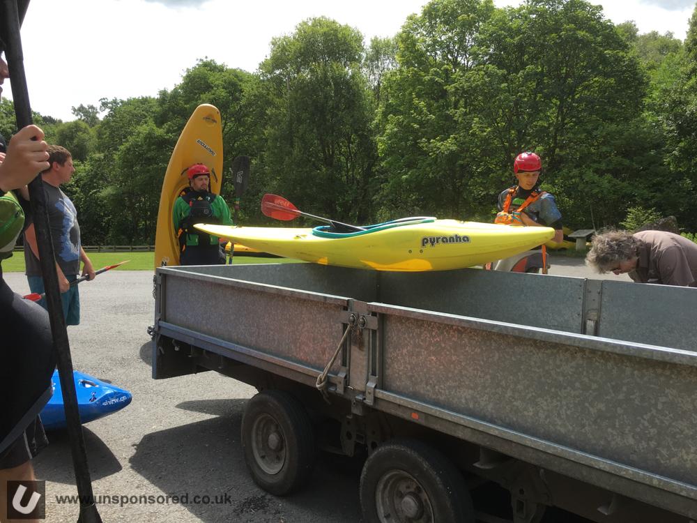 Pyranha Kayaks Ripper