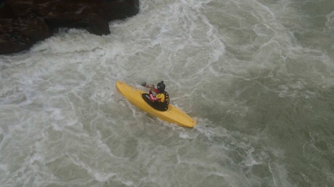 Wavesports Yet To Be Named WW Kayak