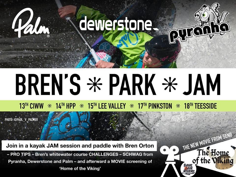 Bren's Park Jam