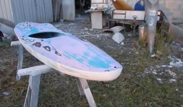 Avenger 9X (A9X) Composite Creek Boat