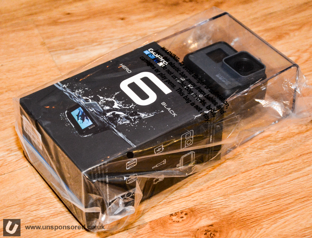 Which Memory Card For The GoPro Hero6?