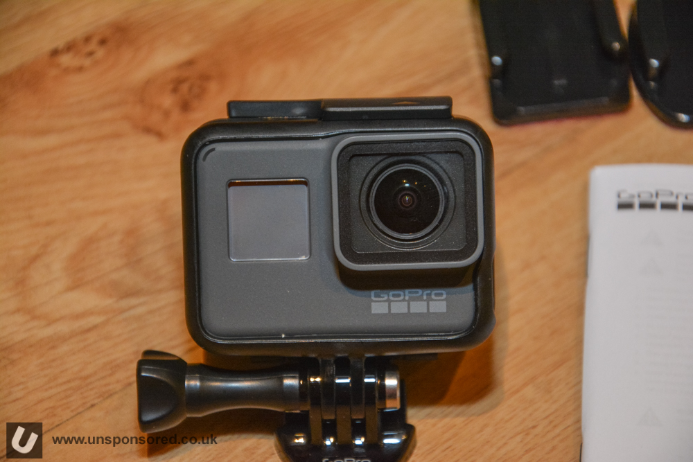 GoPro Hero6 Black - First Look