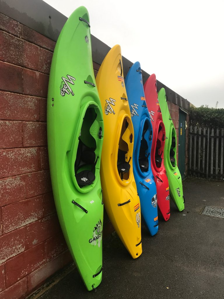 Waka Kayaks 2018 Line Up
