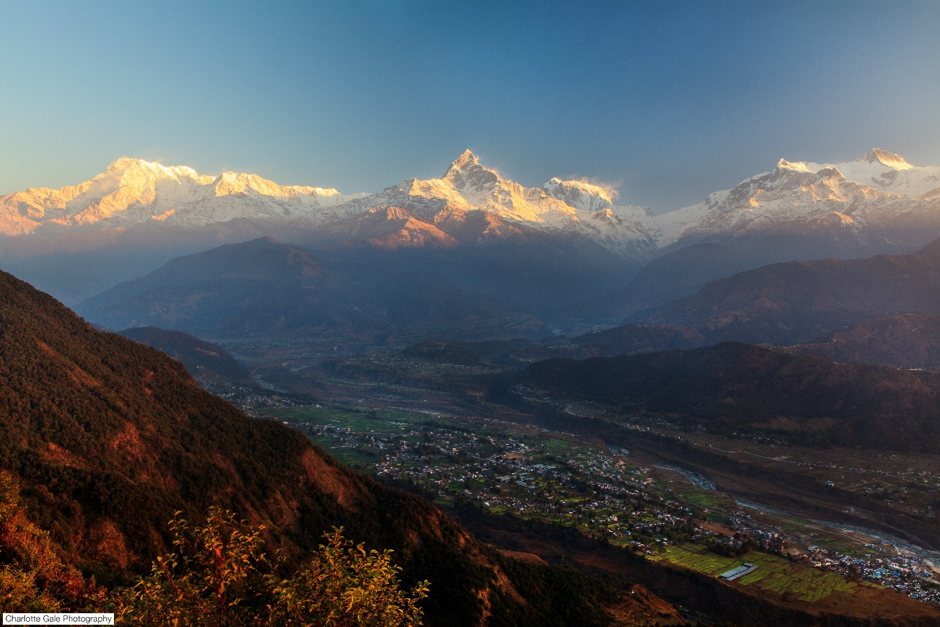 The Annapurna Sunrise – Photo by Charlotte Gale Photography